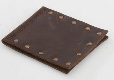 5 - kožená peněženka