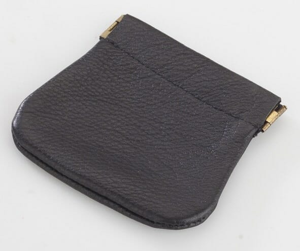 4 - kožená peněženka