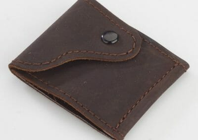 3 - kožená peněženka